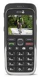 Doro Phone Easy 520x GSM Sim Free Mobile Telephone – Black