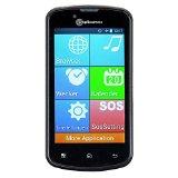 NRS Optional Senior Interface Powertel Smart Phone