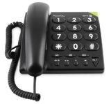 doro seniors phone PhoneEasy 311c black