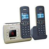 Binatone iDECT Link Plus Digital Cordless Phone – Twin